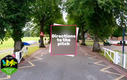 Directions to Trent Valley Club